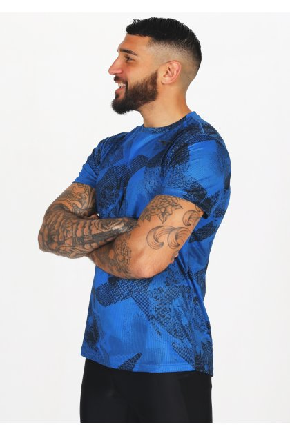 Mizuno camiseta manga corta Aero
