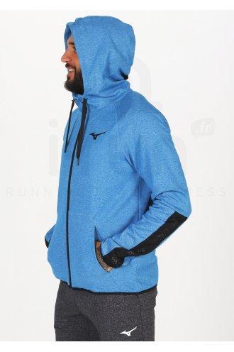 Mizuno Athletic Zip Hoody M