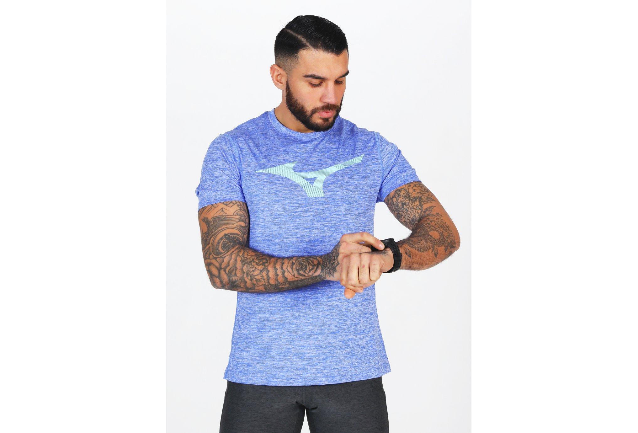 Mizuno Core Runbird Graphic M vêtement running homme
