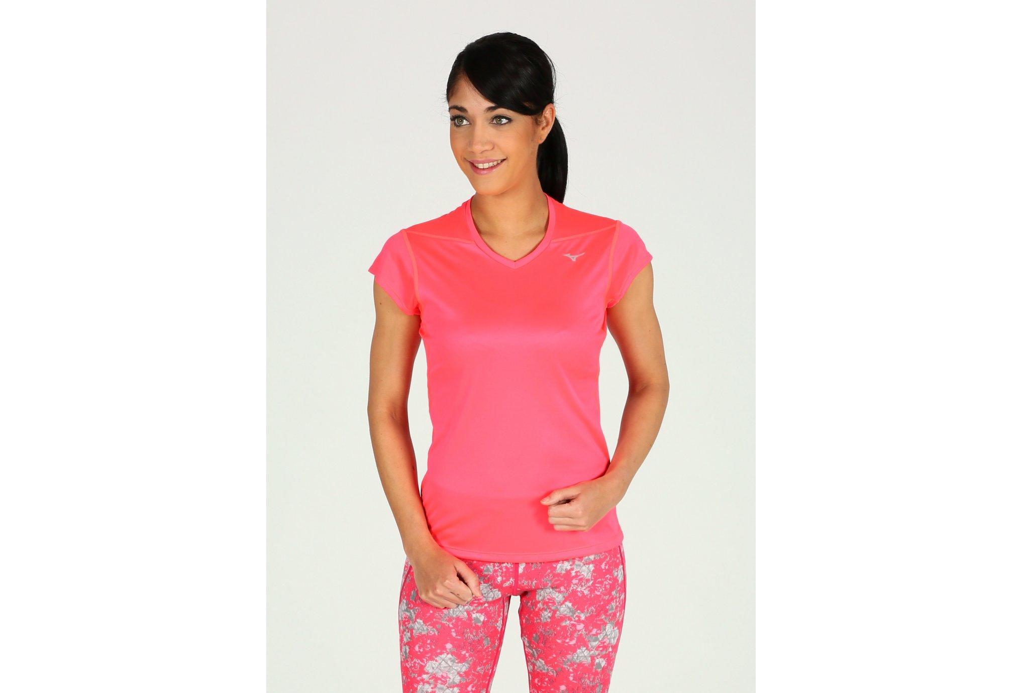 Mizuno DryLite Core W Diététique Vêtements femme