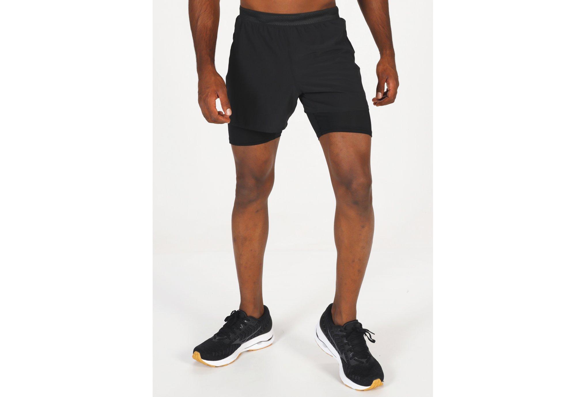 Mizuno ER 5.5 2 in 1 M vêtement running homme