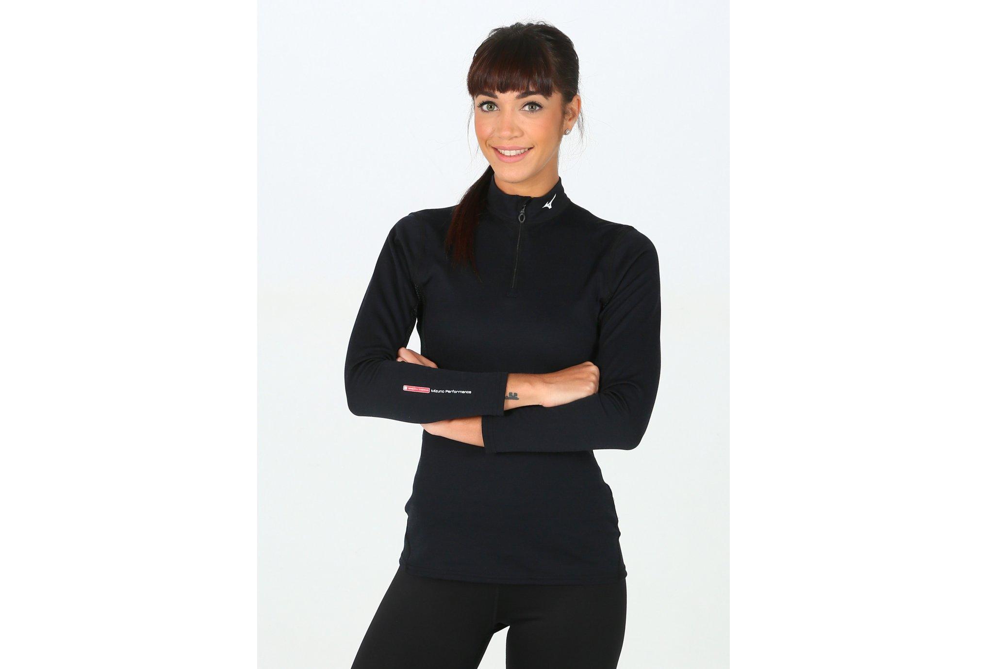 Mizuno Mid Weight W vêtement running femme