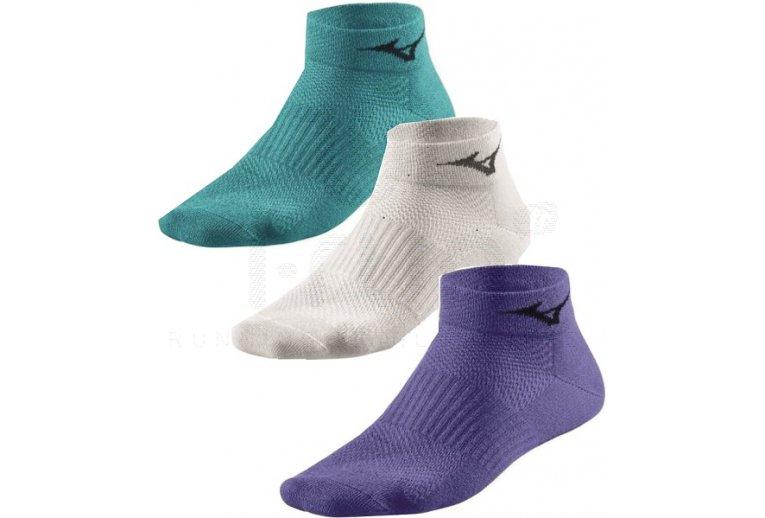 Mizuno Pack de 3 calcetines DryLite Training Mid