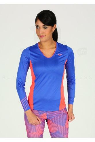 Mizuno Premium Aero W pas cher - Destockage running Vêtements femme ... f85dd3d16473