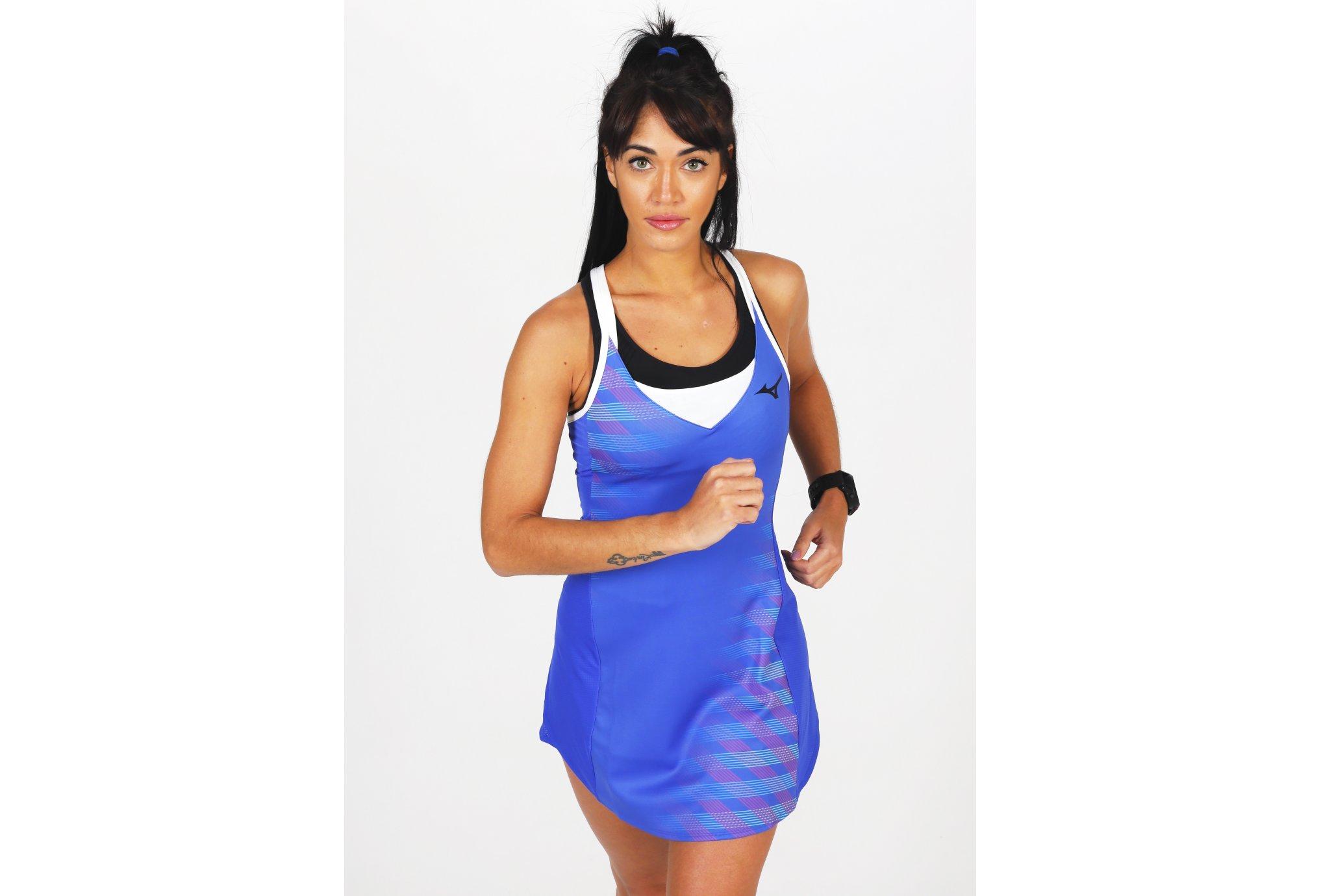 Mizuno Printed Dress W Diététique Vêtements femme
