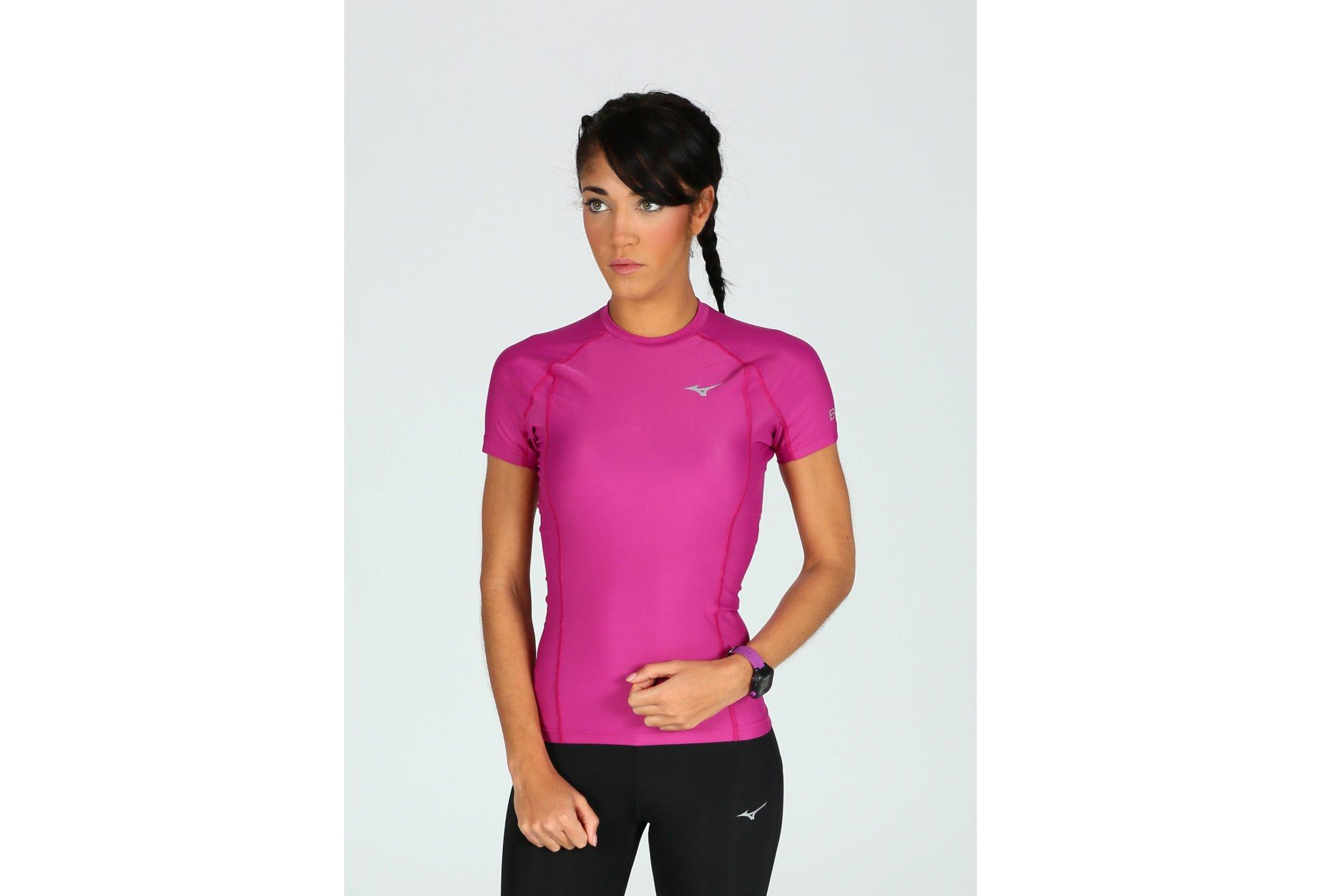 Mizuno Tee-shirt BioGear W Diététique Vêtements femme