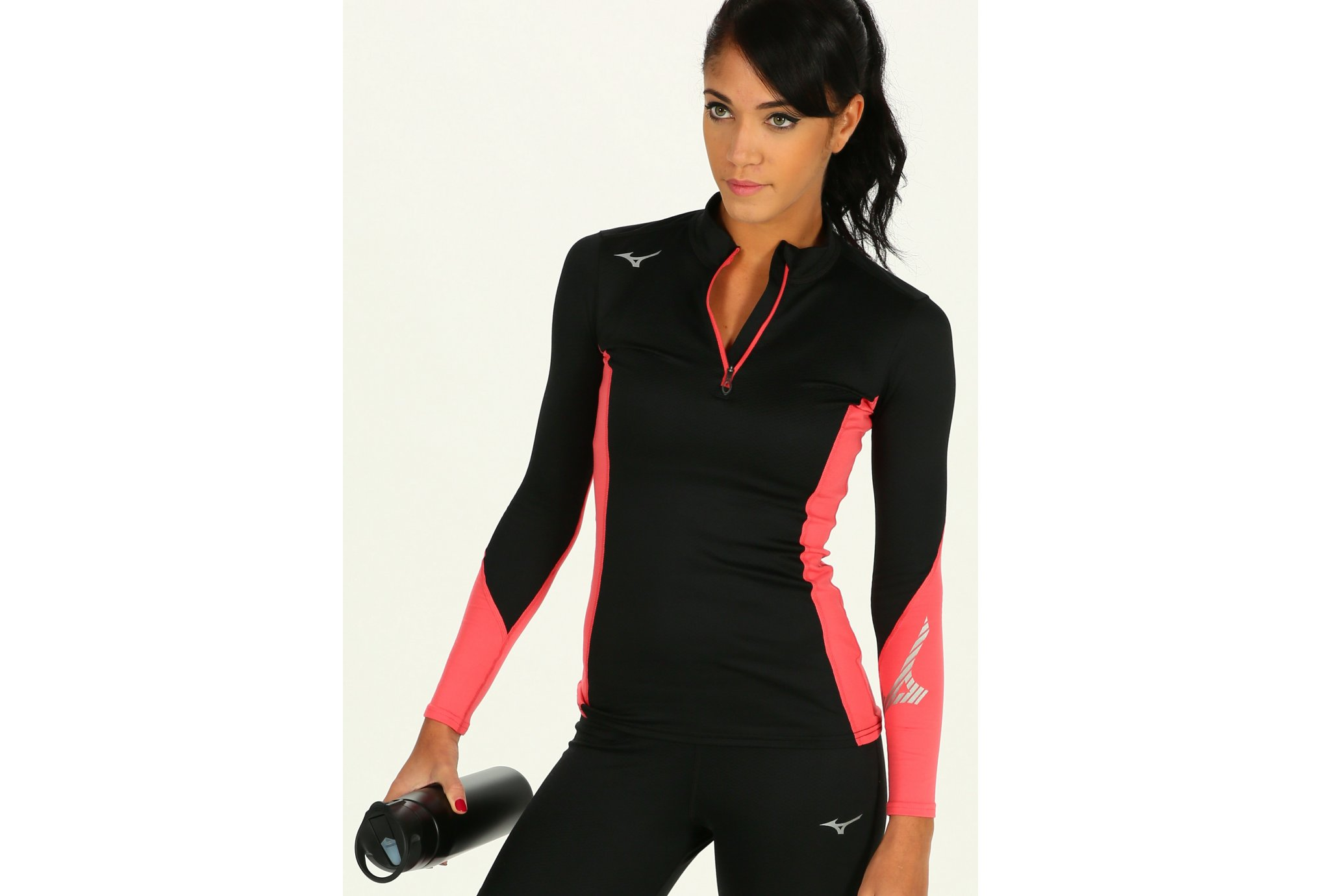 Mizuno Virtual Body G2 H/Z W vêtement running femme