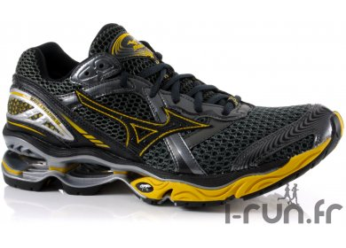 Destockage Chaussures Pas Running M 12 Cher Wave Mizuno Creation Yw18H