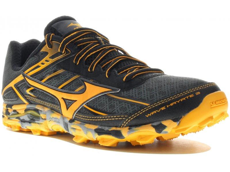 Mizuno Wave Hayate 3 W Chaussures running femme Trail