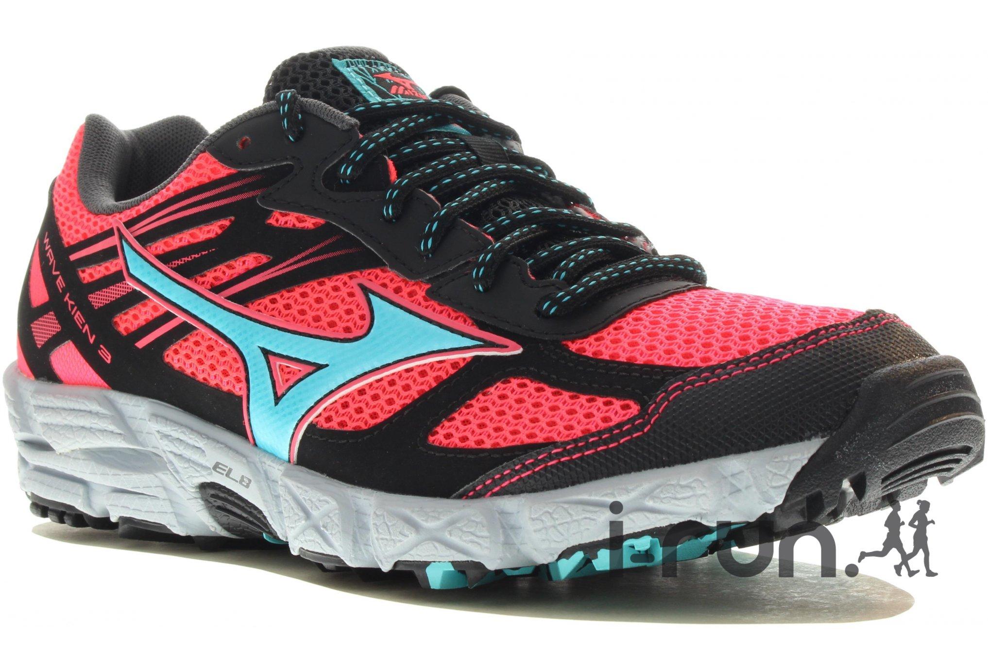 Mizuno wave kien 3 w chaussures running femme