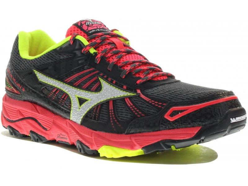 Mizuno Wave Mujin 3 W Chaussures running femme Trail
