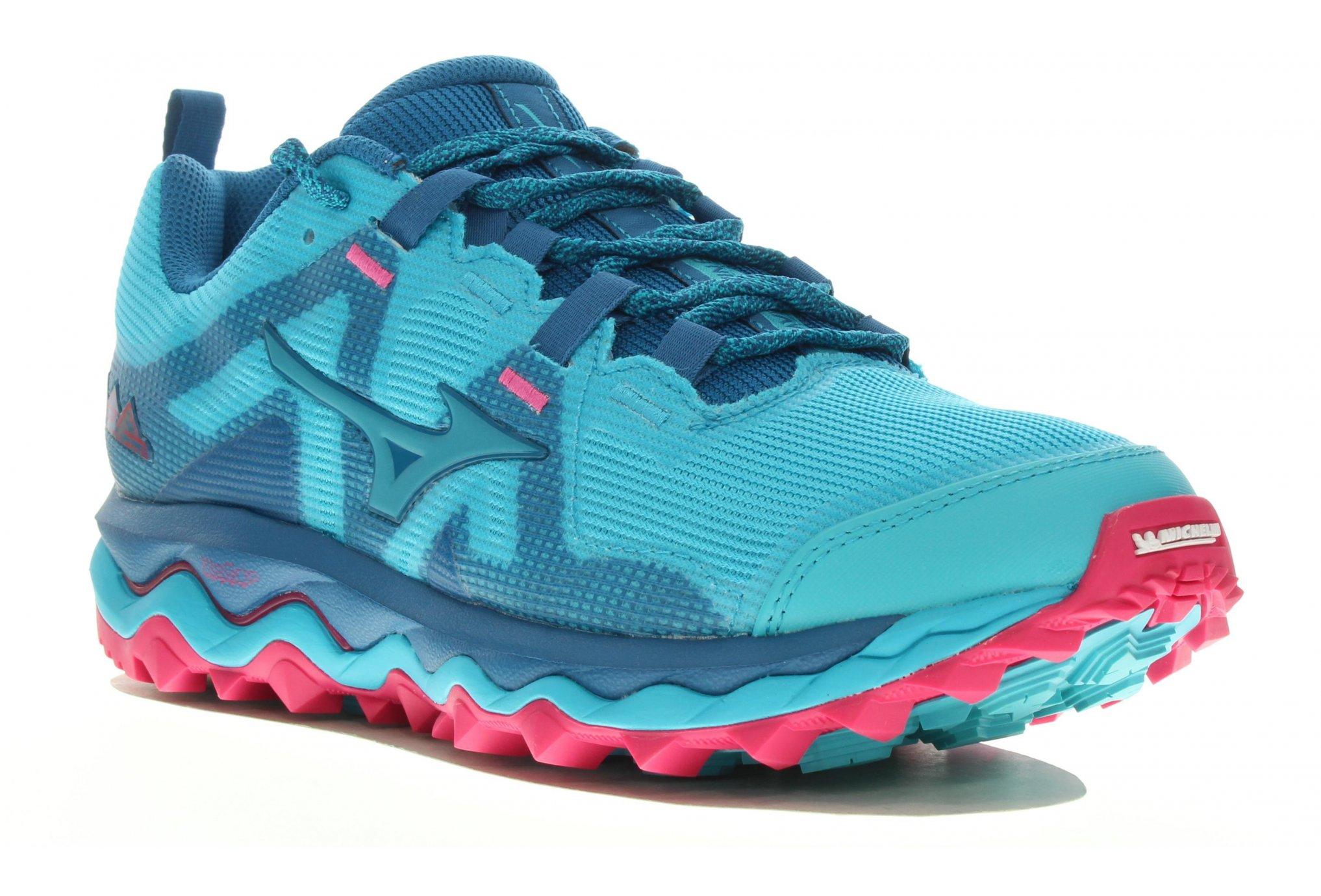 Mizuno Wave Mujin 6 W Chaussures running femme
