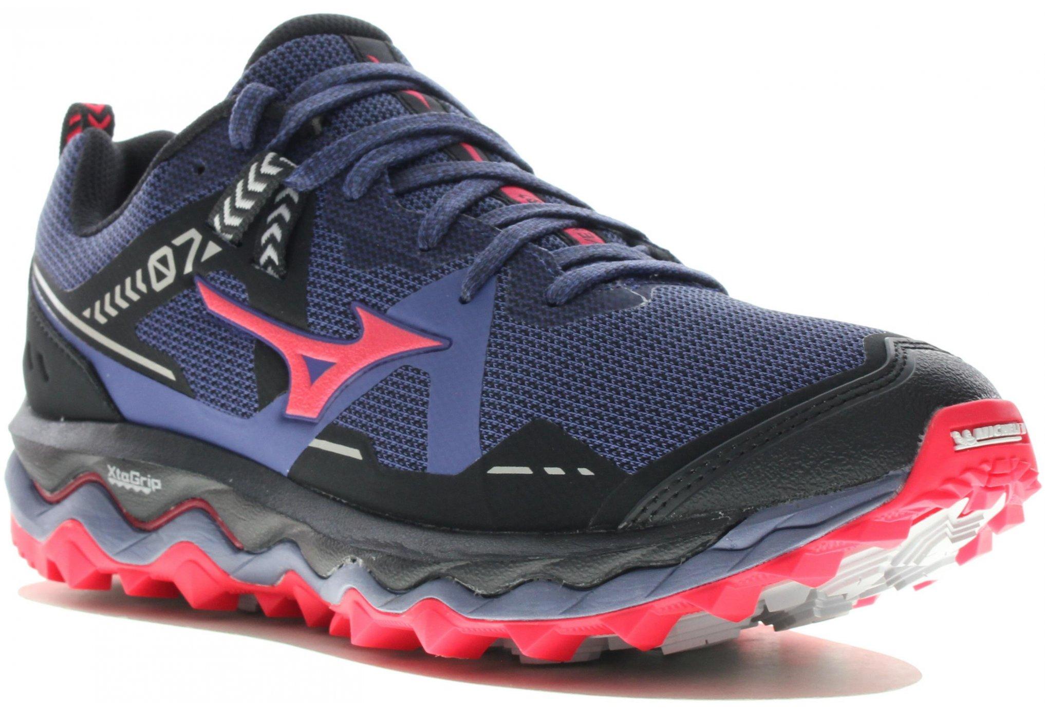 Mizuno Wave Mujin 7 Chaussures running femme