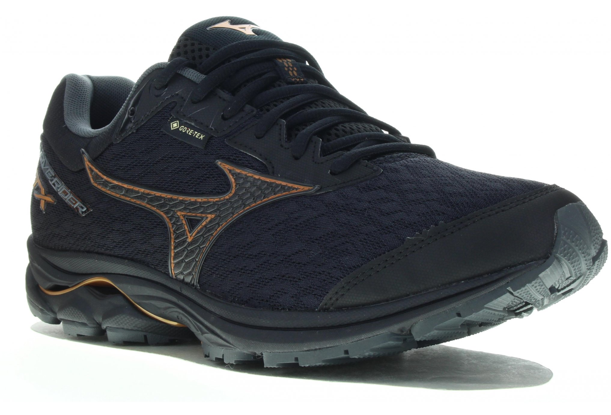 Mizuno Wave Rider 22 Gore-Tex déstockage running