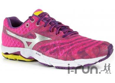 d2f887bef69f51 Mizuno Wave Sayonara W pas cher - Chaussures running femme running ...
