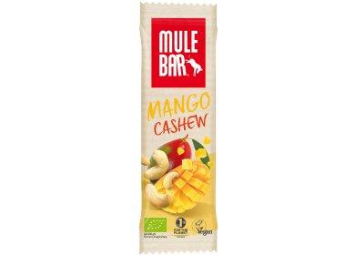 Mulebar Barre énergétique Bio Vegan - Mangue/Noix de Cajou