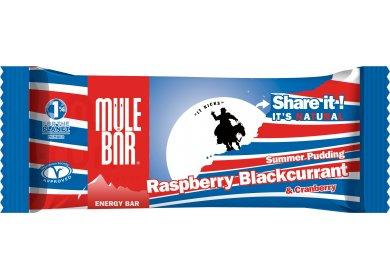 Mulebar Barre Energétique Summer Pudding - Fruits Rouges