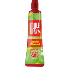 Mulebar Gel Energy Apple Strudel Vegan - Pomme/Cannelle