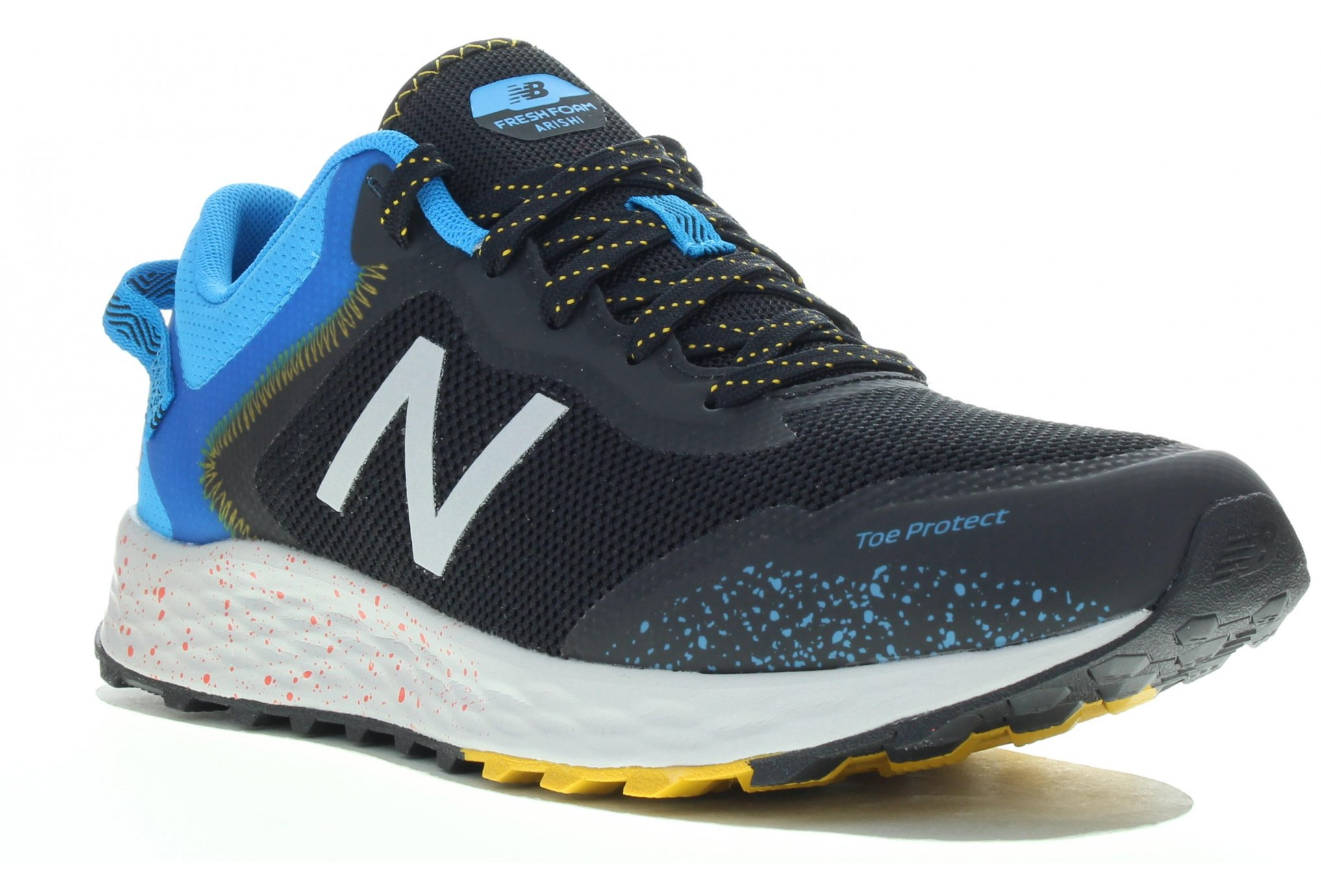 New Balance zapatilla Fresh Foam Arishi Trail Chaussures homme