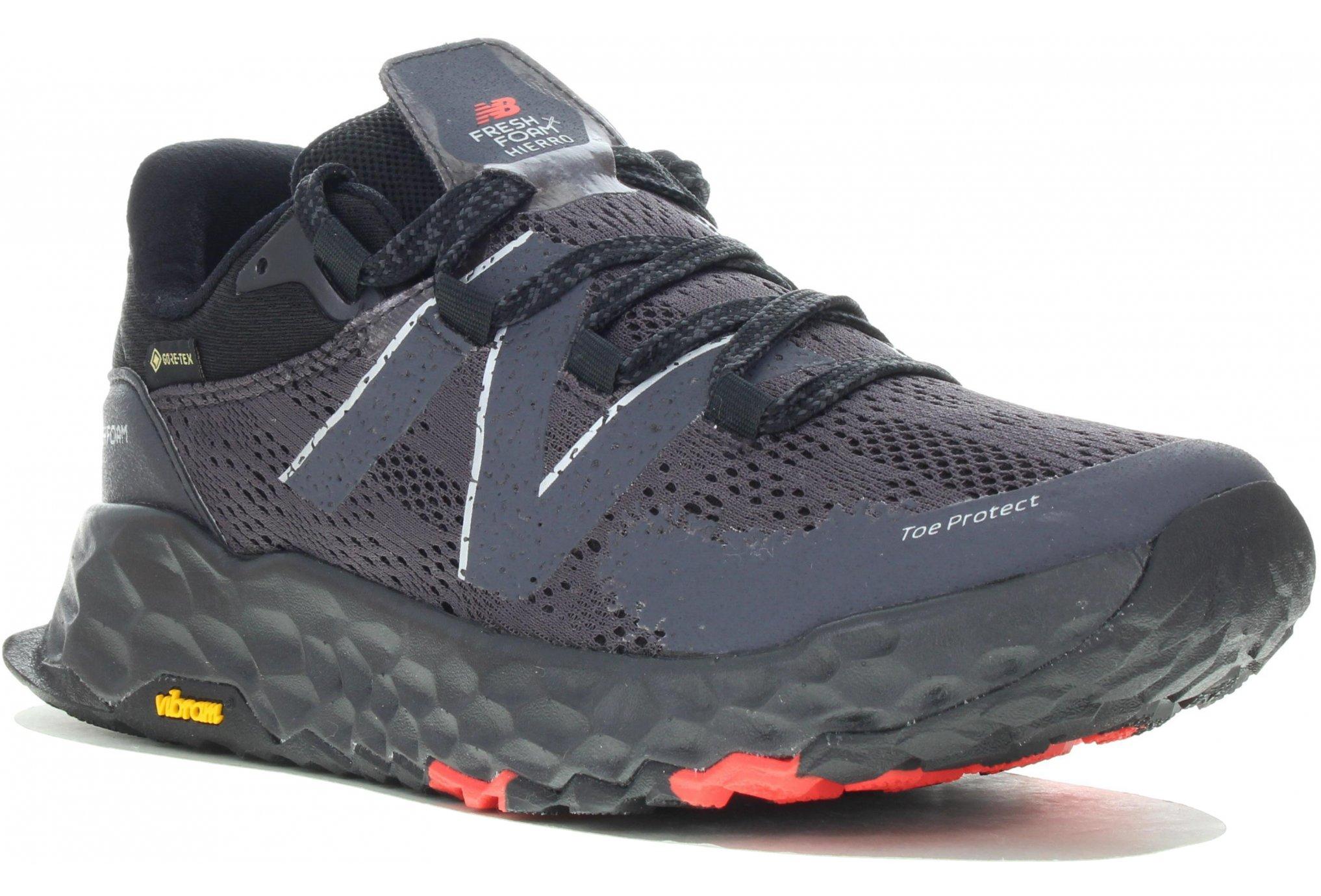 New Balance Fresh Foam Hierro V5 Gore-Tex W Chaussures running femme