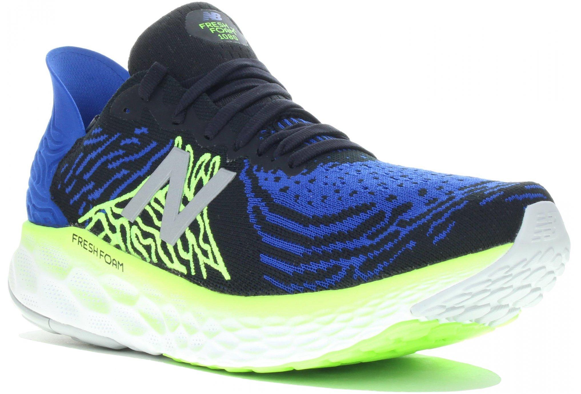 New Balance Fresh Foam M 1080 V10 - D Diététique Chaussures homme