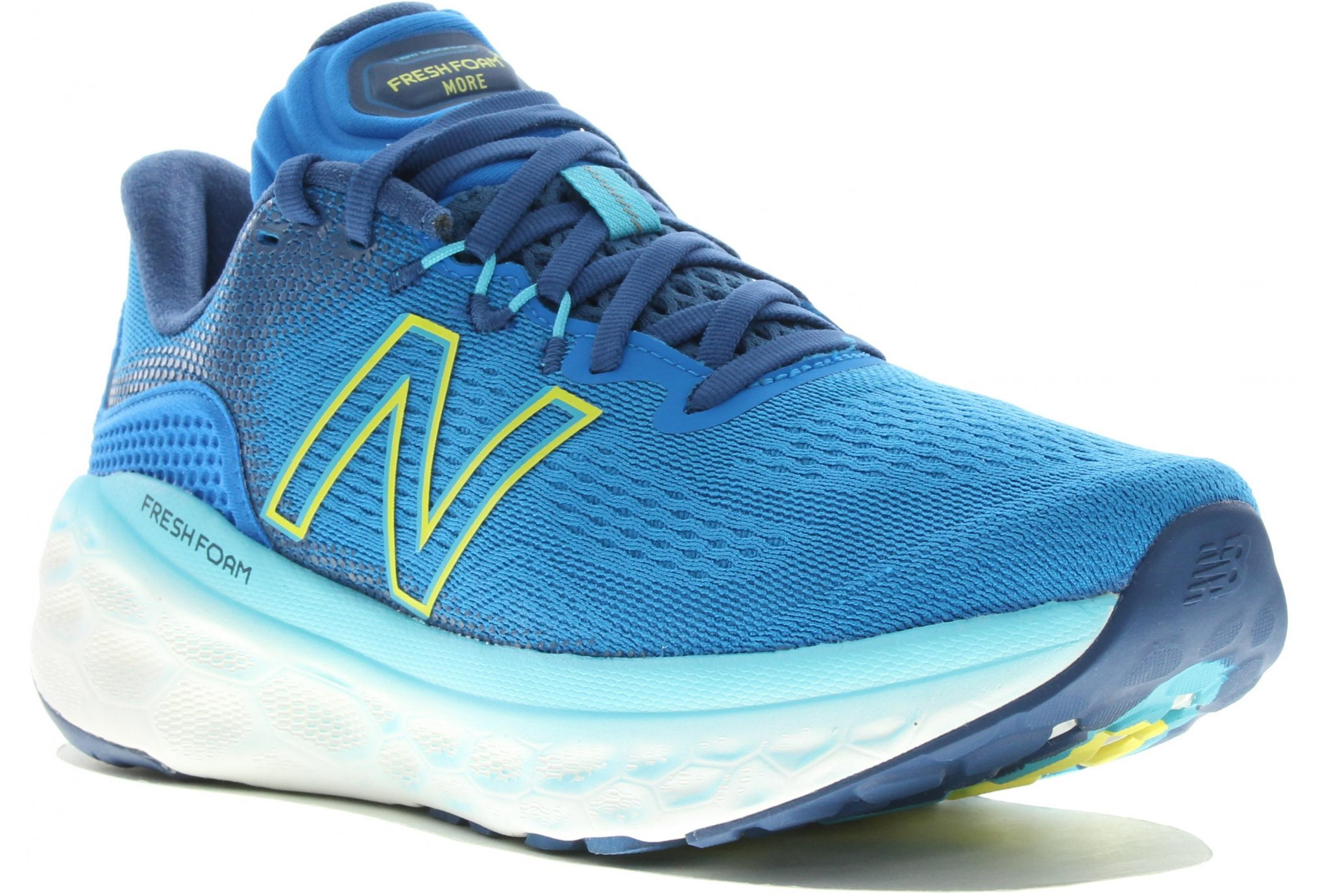 New Balance Fresh Foam More V3 M Chaussures homme
