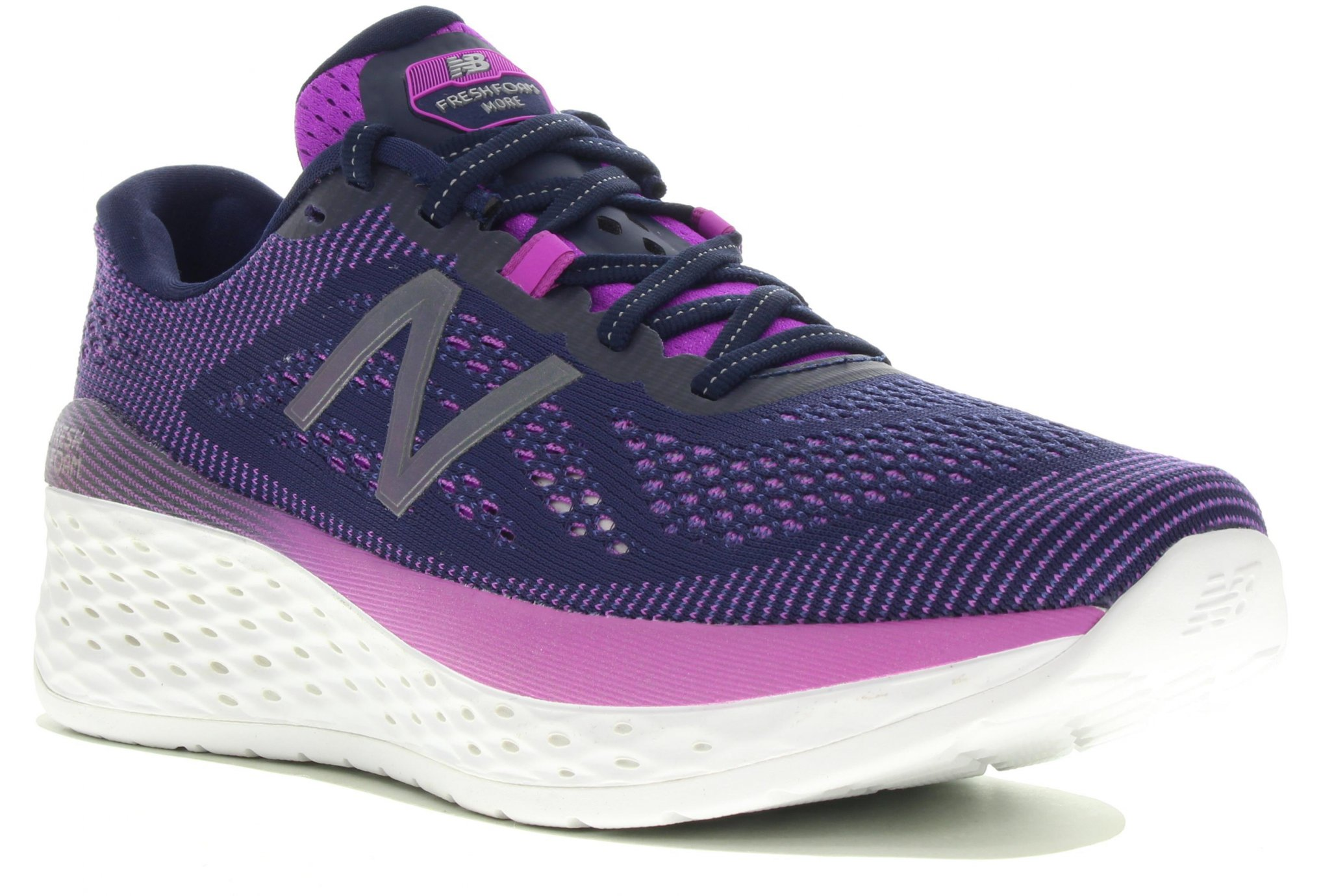 New Balance Fresh Foam More déstockage running