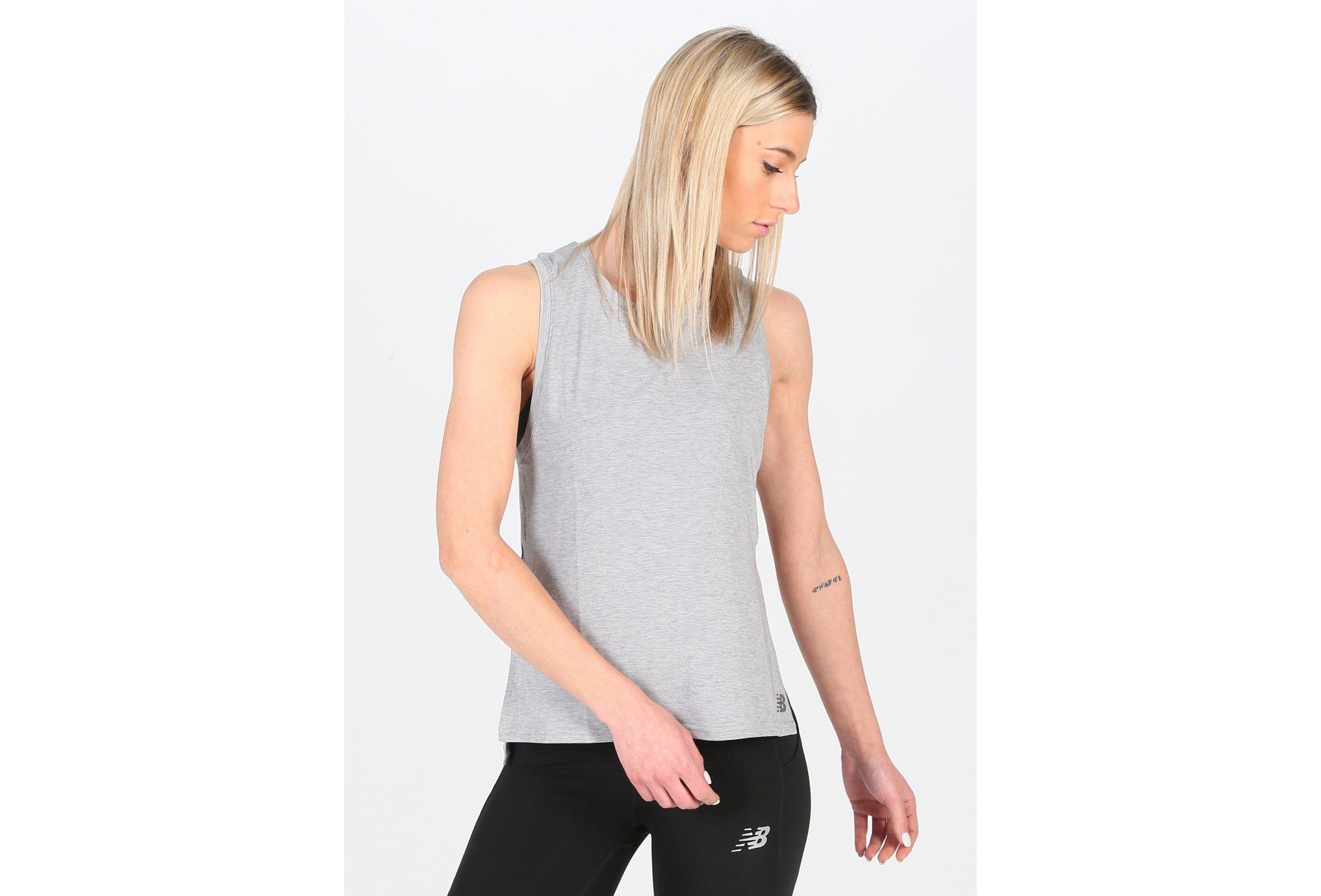New Balance Graphic Layering W Diététique Vêtements femme