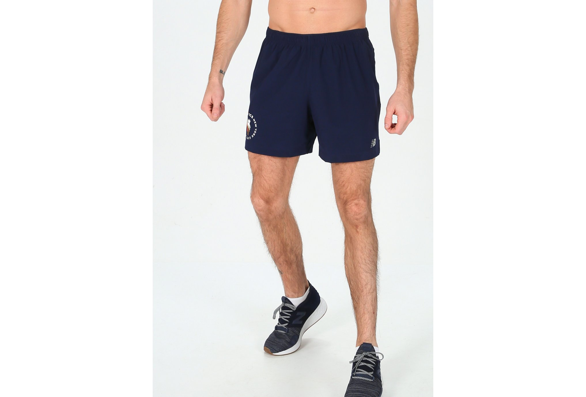 New Balance Impact NYC M vêtement running homme