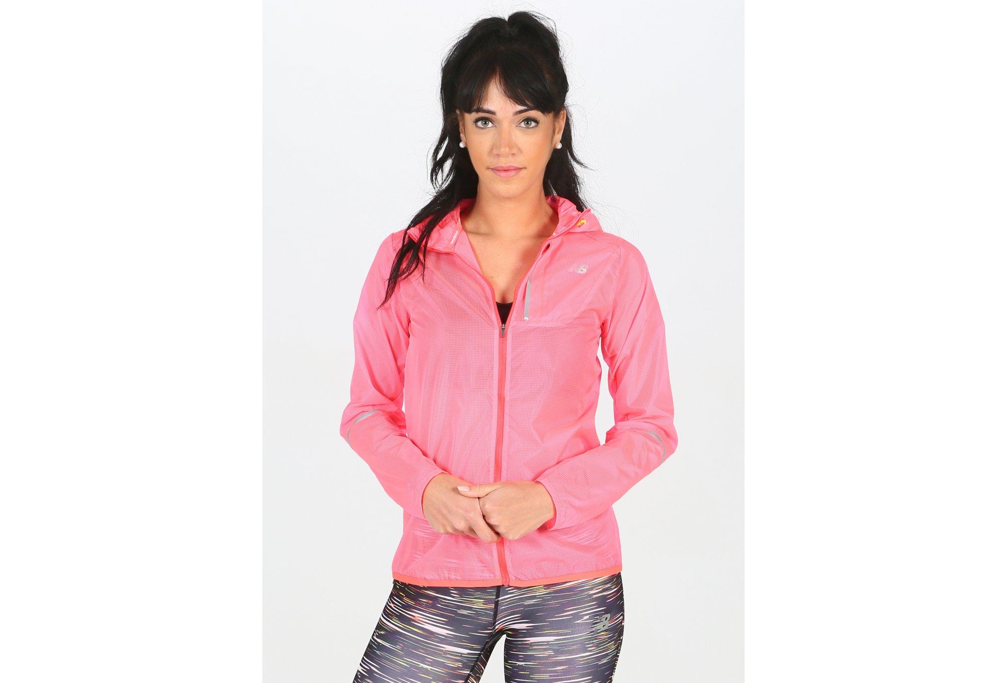 New Balance Lite Packable W Diététique Vêtements femme