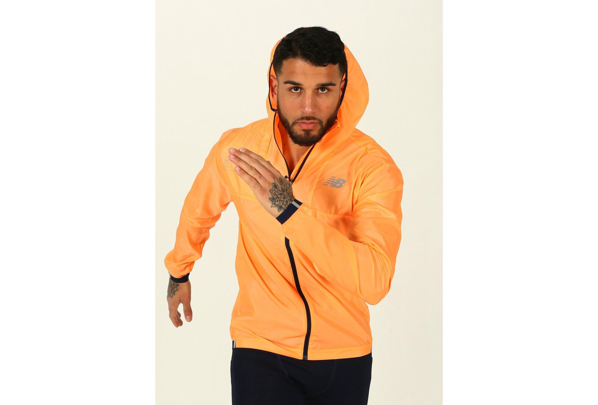 New Balance London Lite Pack 2.0 M Diététique Vêtements homme