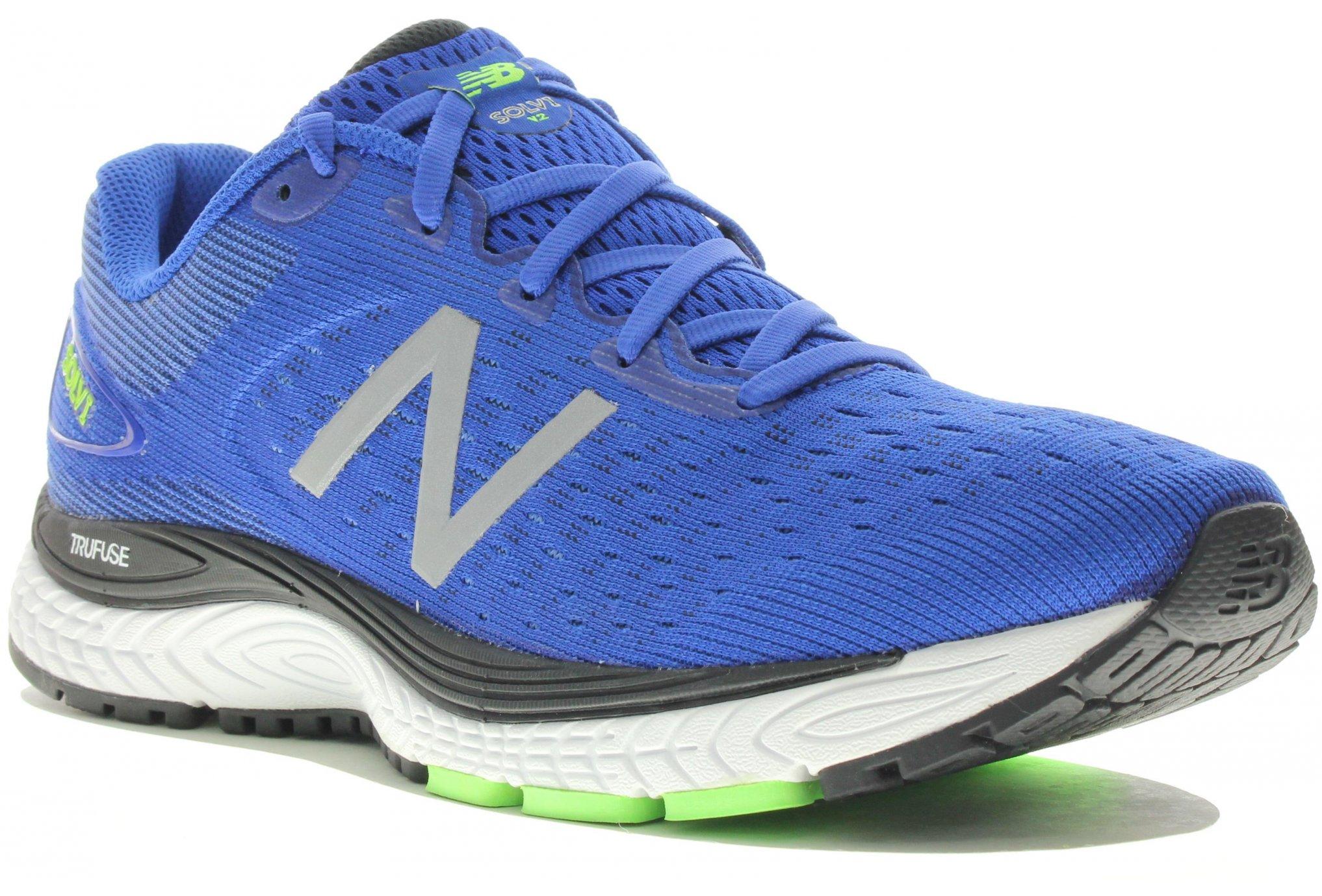 New Balance M Solvi v2 - D Diététique Chaussures homme