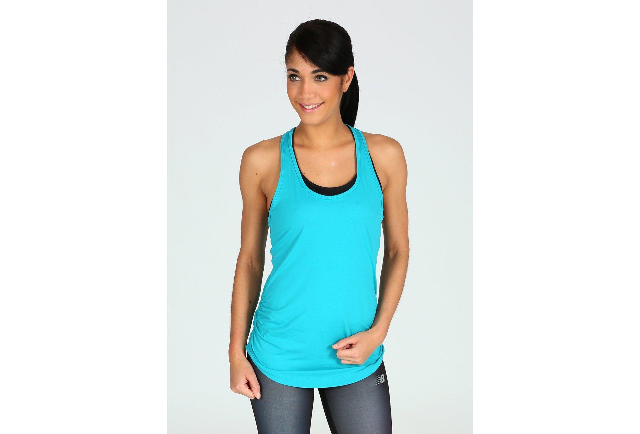 New Balance Perfect Tank W Diététique Vêtements femme