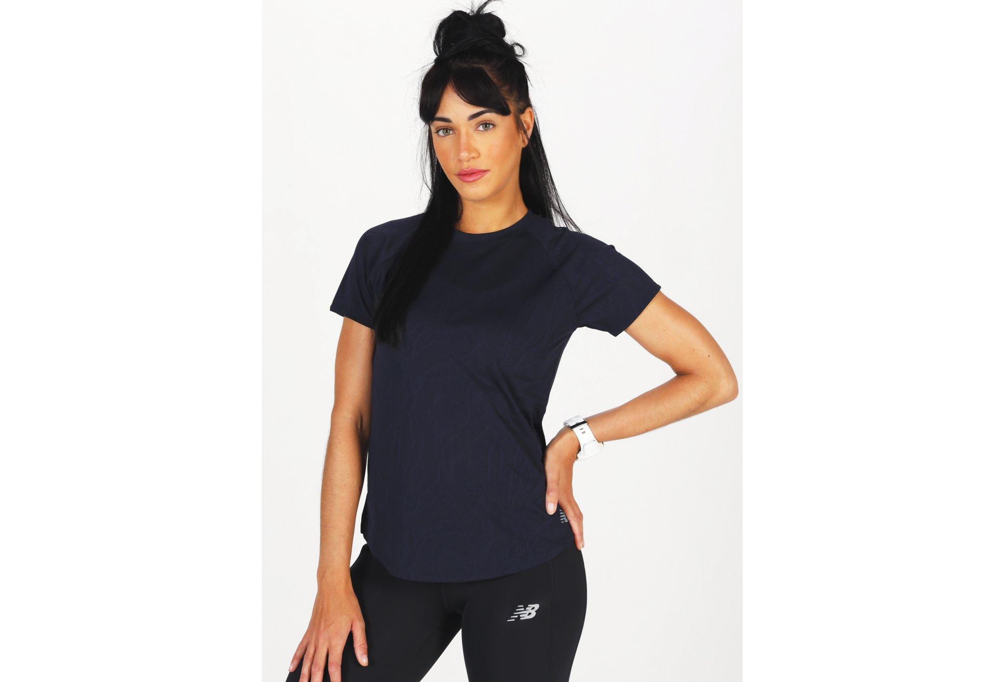 New Balance Q Speed Fuel Jacquard W vêtement running femme