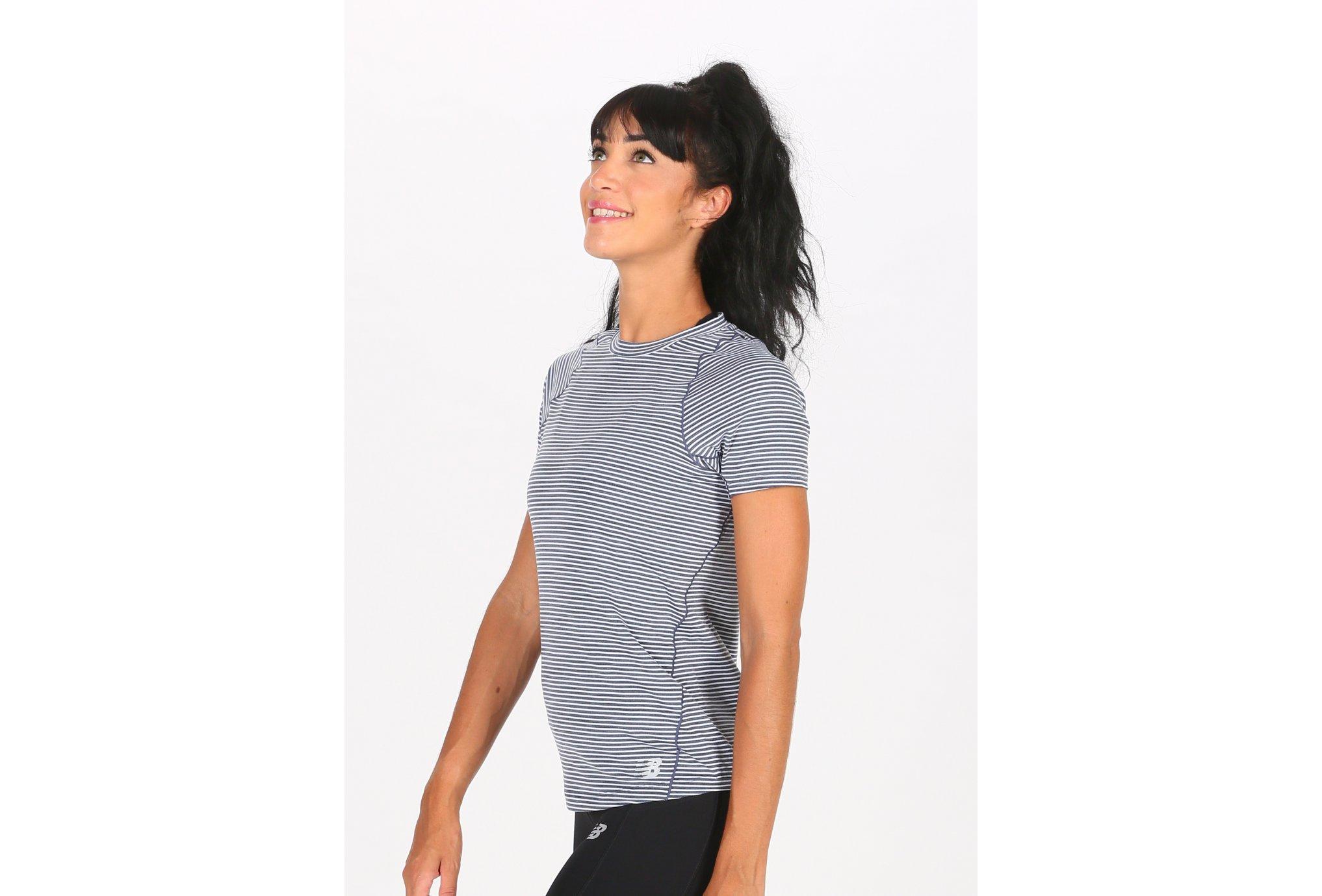 New Balance Seasonless W Diététique Vêtements femme