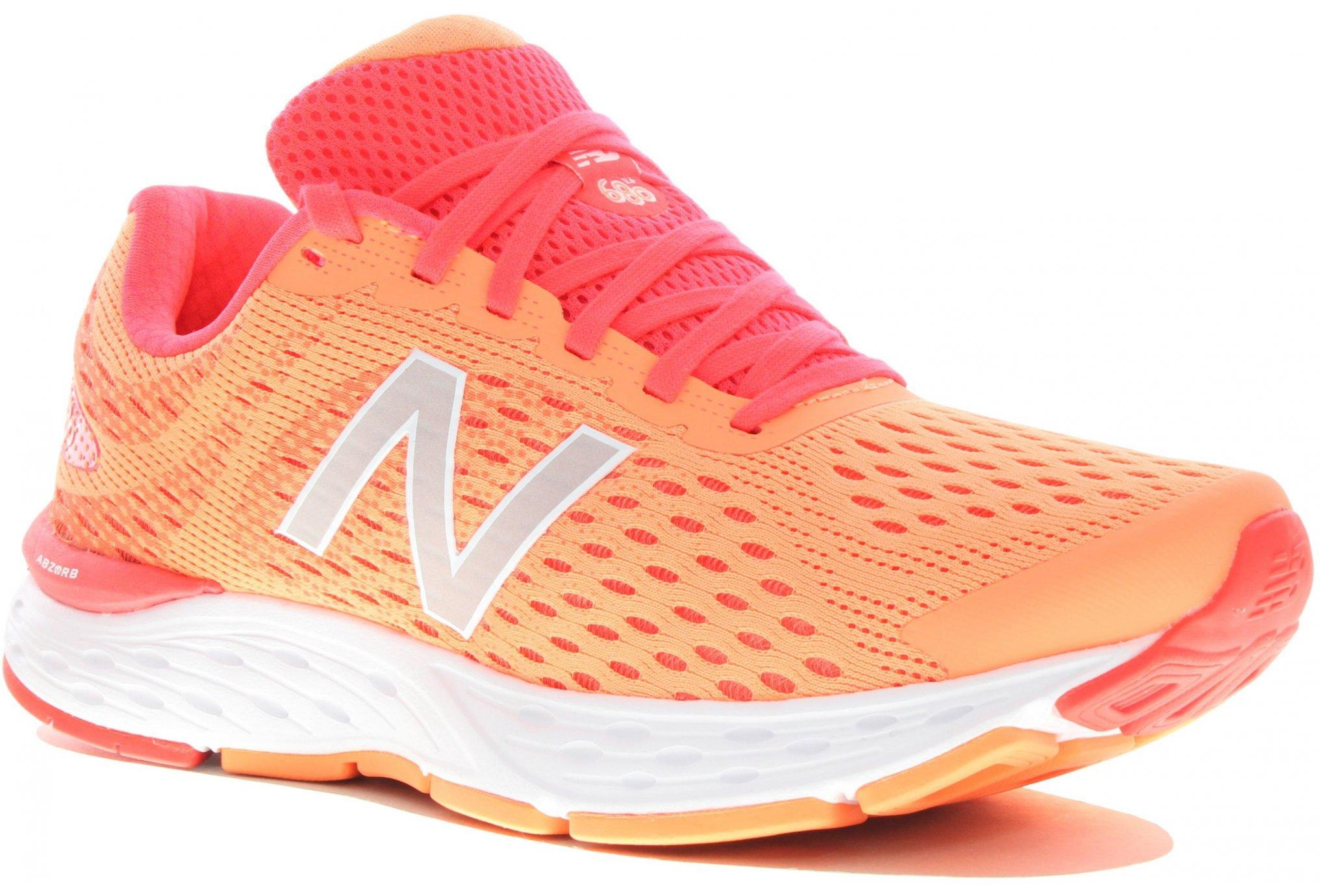 New Balance W 680 V6 - B Chaussures running femme