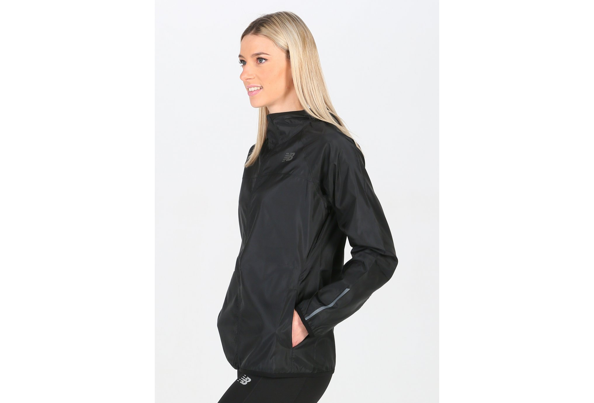 New Balance Windcheater 2.0 W vêtement running femme
