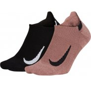 Nike 2 paires Multiplier No Show W