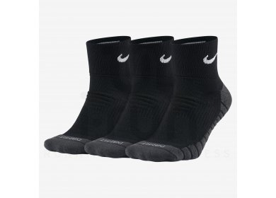 Nike 3 paires Dry Cushion Quarter