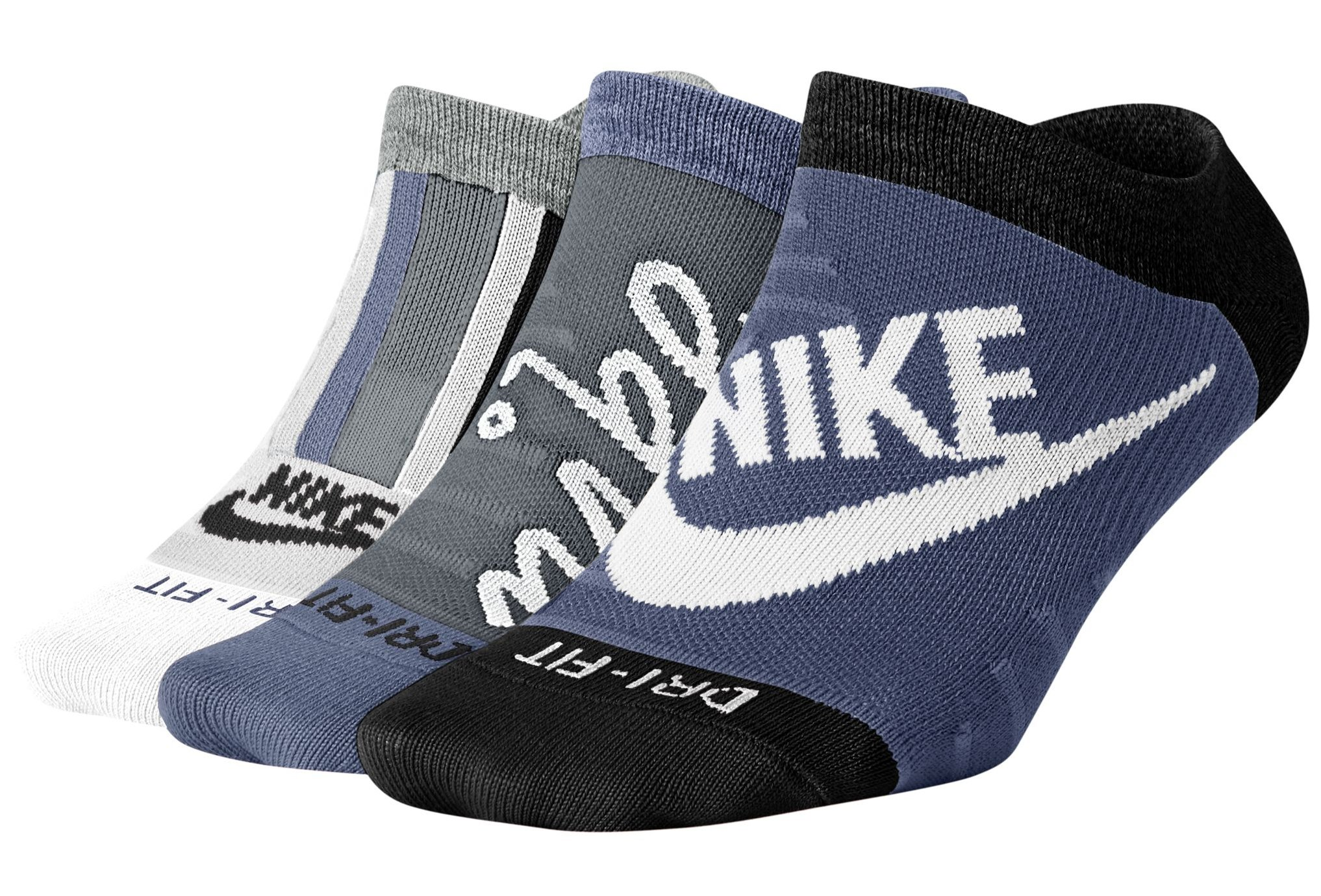 Nike 3 paires Everyday Max Cushion Crew W Chaussettes