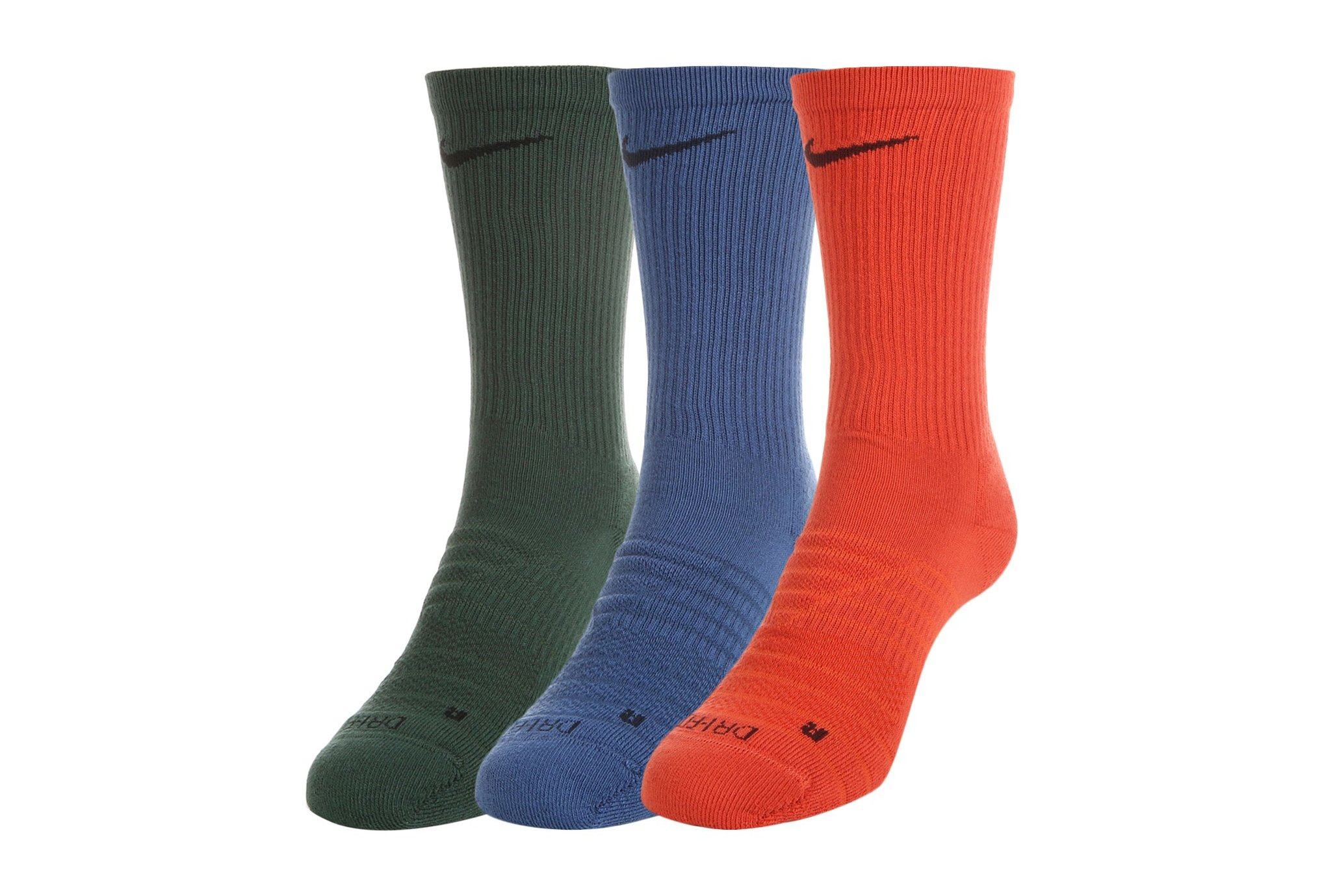 Nike 3 paires Everyday Max Cushioned Crew W Chaussettes