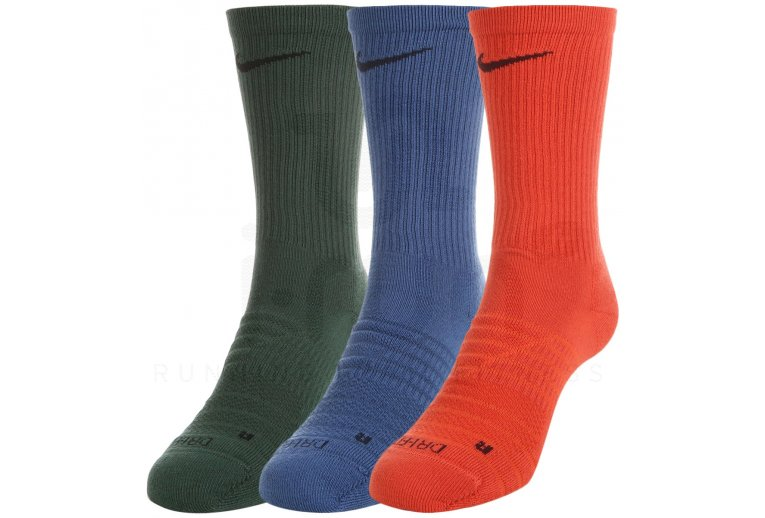 Nike 3 paires Everyday Max Cushioned Crew W