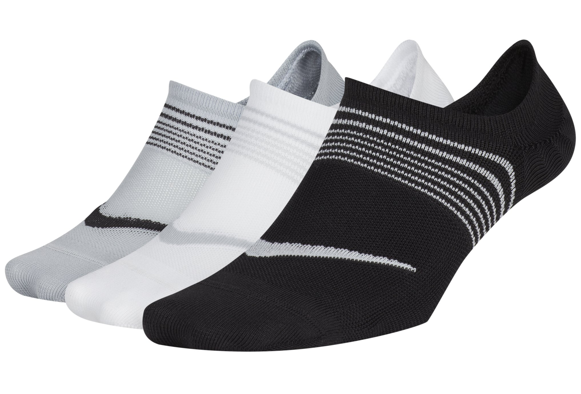 Nike 3 Paires Performance Lightweight W Chaussettes