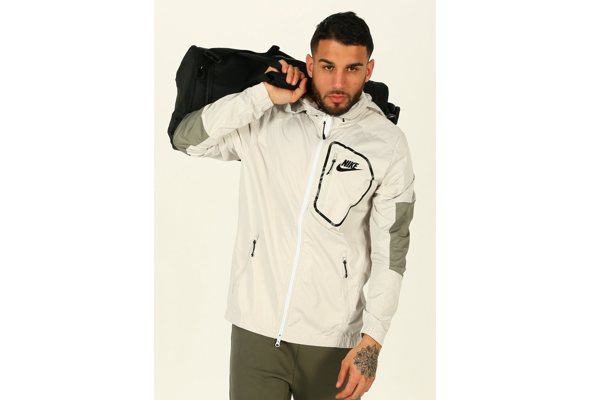 Nike Advance 15 Woven M vêtement running homme