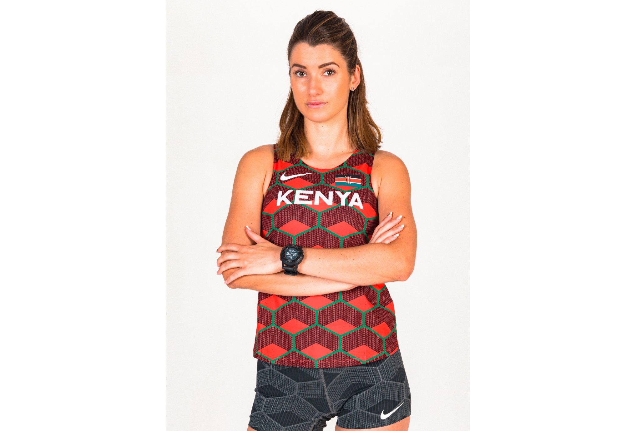 Nike AeroSwift Team Kenya W vêtement running femme