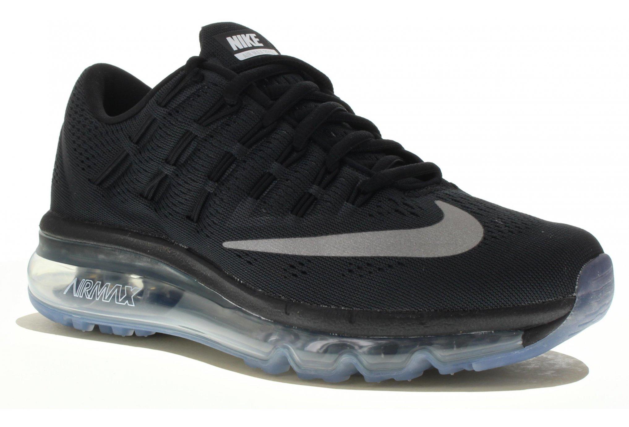 Nike Air Max 2016 GS pas cher - Chaussures homme Nike running Air Max 2016 GS en promo