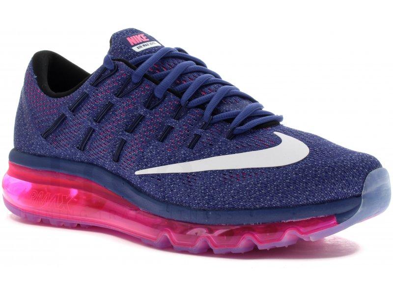 Max Chemin Chaussures Routeamp; 2016 Running Nike Femme Air W c4Lq3ARS5j