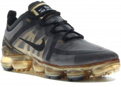 cadadd05ac6 Nike Air Vapormax 2019 M homme Noir pas cher