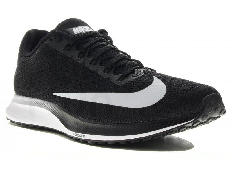 promo code 1bfd2 d21eb Nike Air Zoom Elite 10 W femme Noir pas cher
