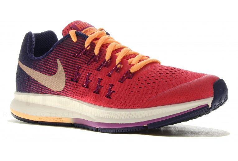 Deambular Explícito Tibio  Nike Air Zoom Pegasus 33 GS en promoción | Mujer Zapatillas Niña Junior Nike  Asfalto Terrenos mixtos Carrera